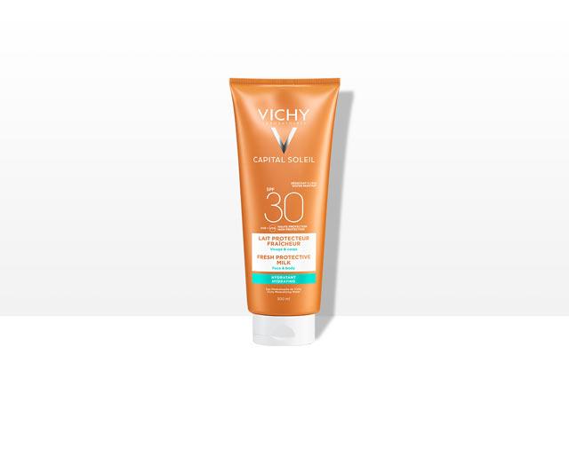 Sollotion SPF30 til ansigt og krop