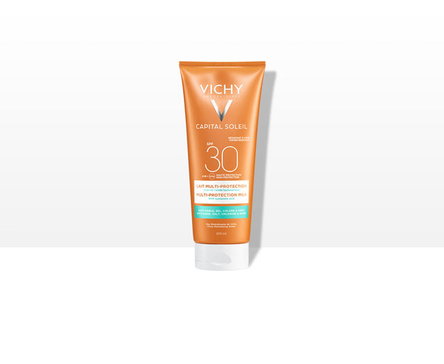 Beach Protect - Multi-protection milk - SPF 30