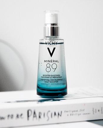 Minéral 89 inspireret af Paris - når din hudpleje ER din makeup