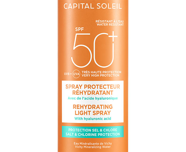 Beach Protect - Anti-Dehydration Spray - SPF 50+