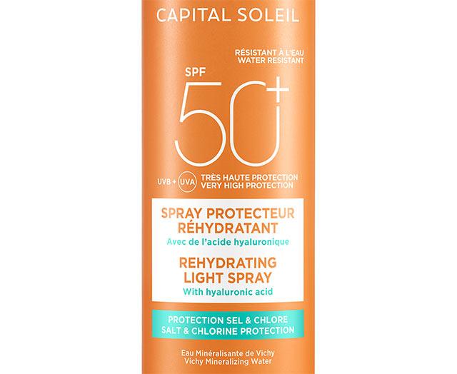 Beach Protect - Anti-Dehydration Spray - SPF 50+