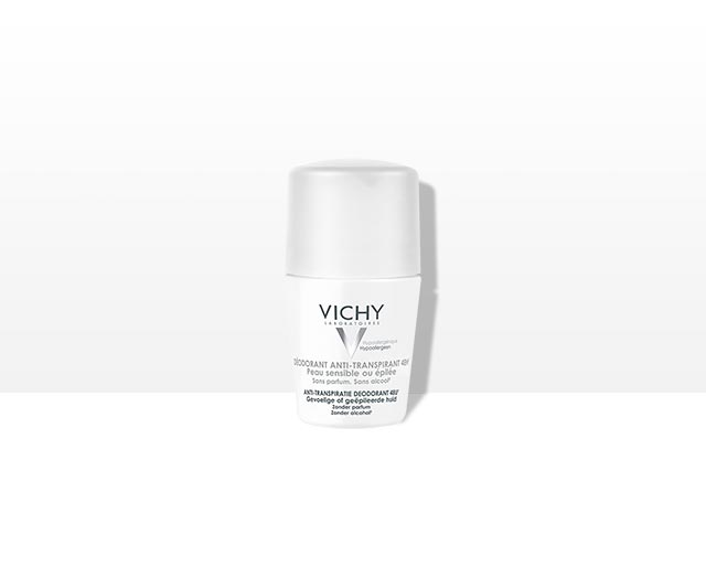 Mild Antiperspirant Deodorant Roll-on 48Htil sensitiv hud