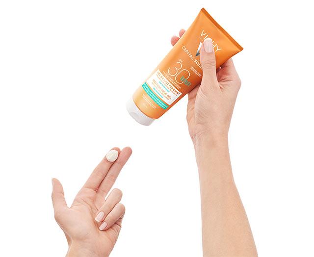 Ultra-Melting Milk-Gel SPF 30