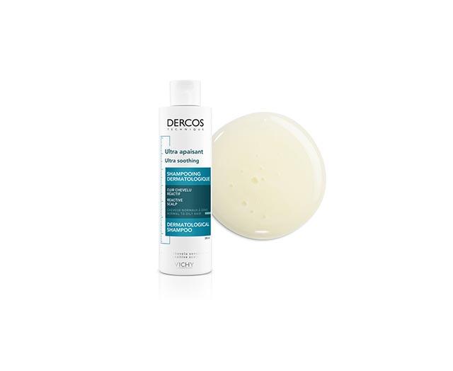 Ultra-Beroligende Shampoo til normalt/fedtet hår