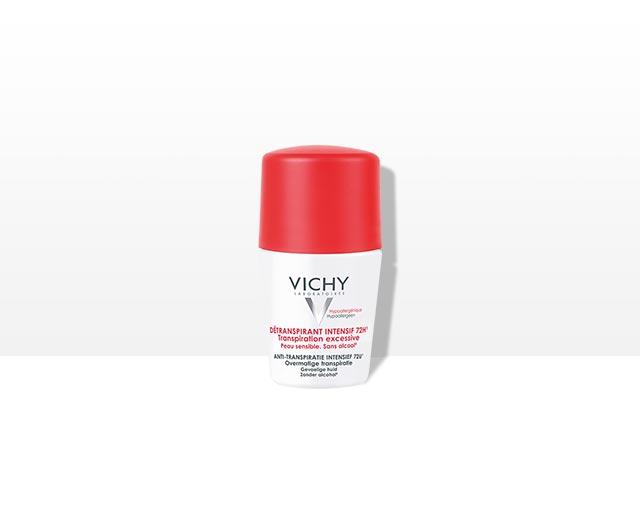 Antiperspirant Deodorant Roll-on 72H mod generende sved