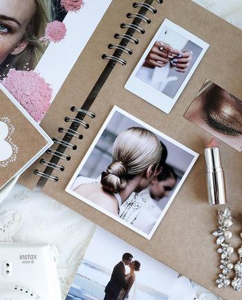 Din egen bryllups lookbook - genvejen til makeup og hår du bliver glad for