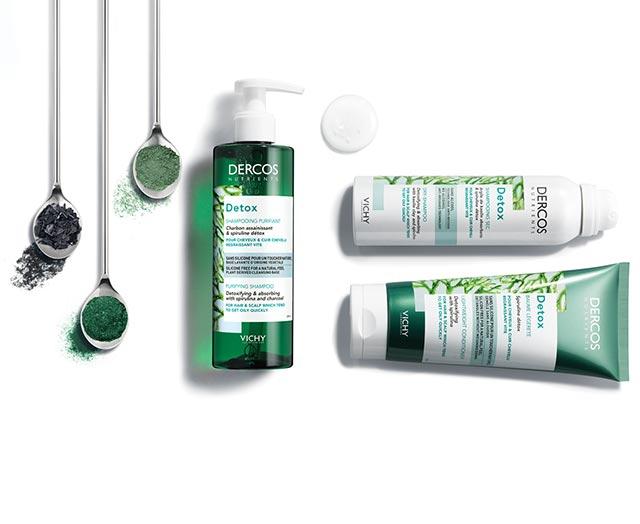 Detox Tørshampoo