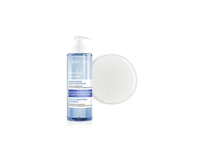 Mildt Rensende Shampoo