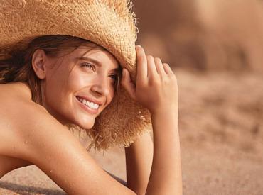 Er din hud beskyttet på stranden?