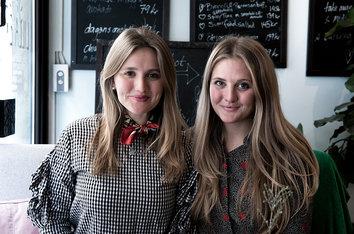 Klara og Hilda Skoglund - Den nordiske natur, byliv og årstidens lokale råvarer er drivkraften i vores køkken DEL 1